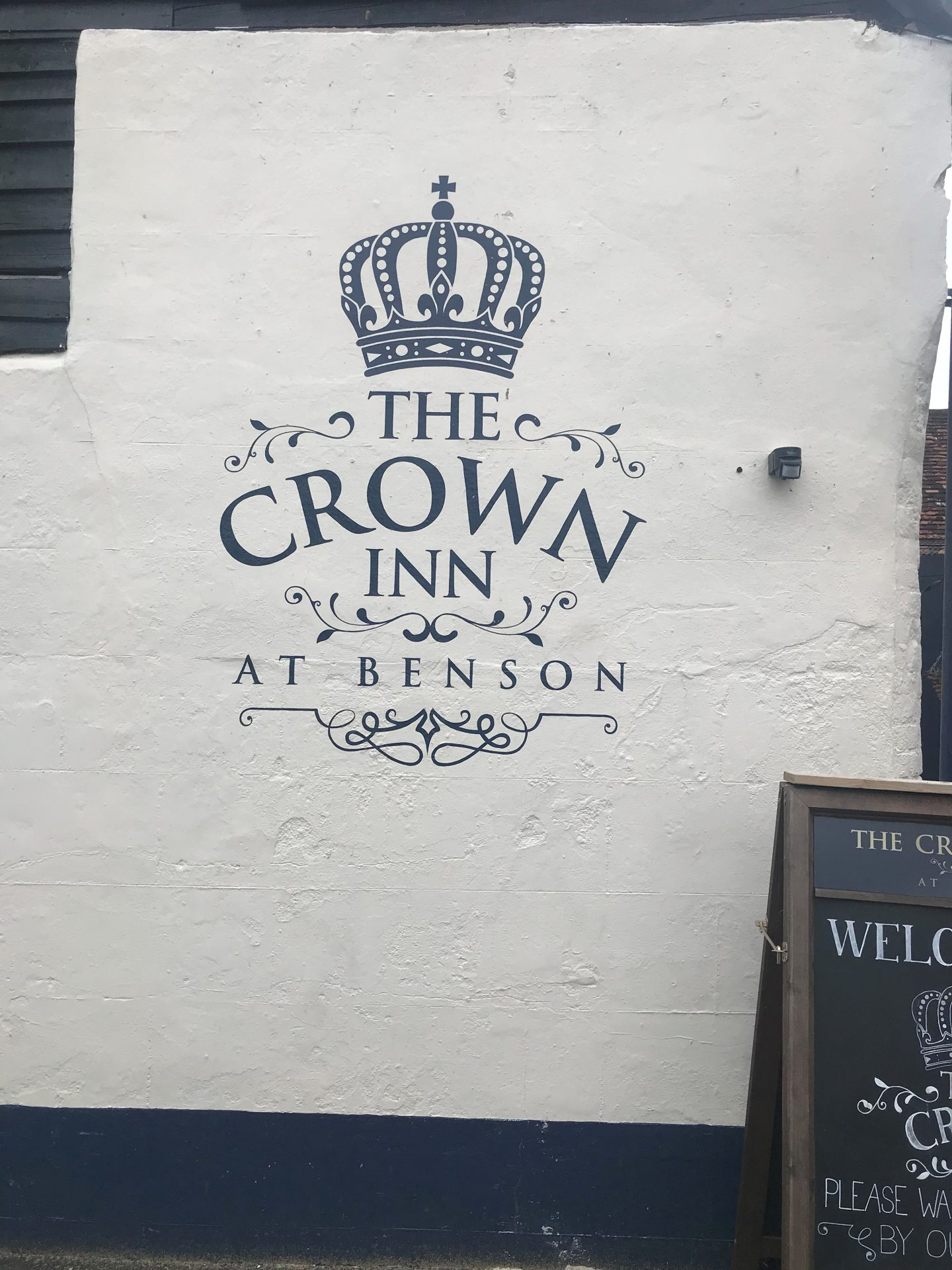 The Crown at Benson
